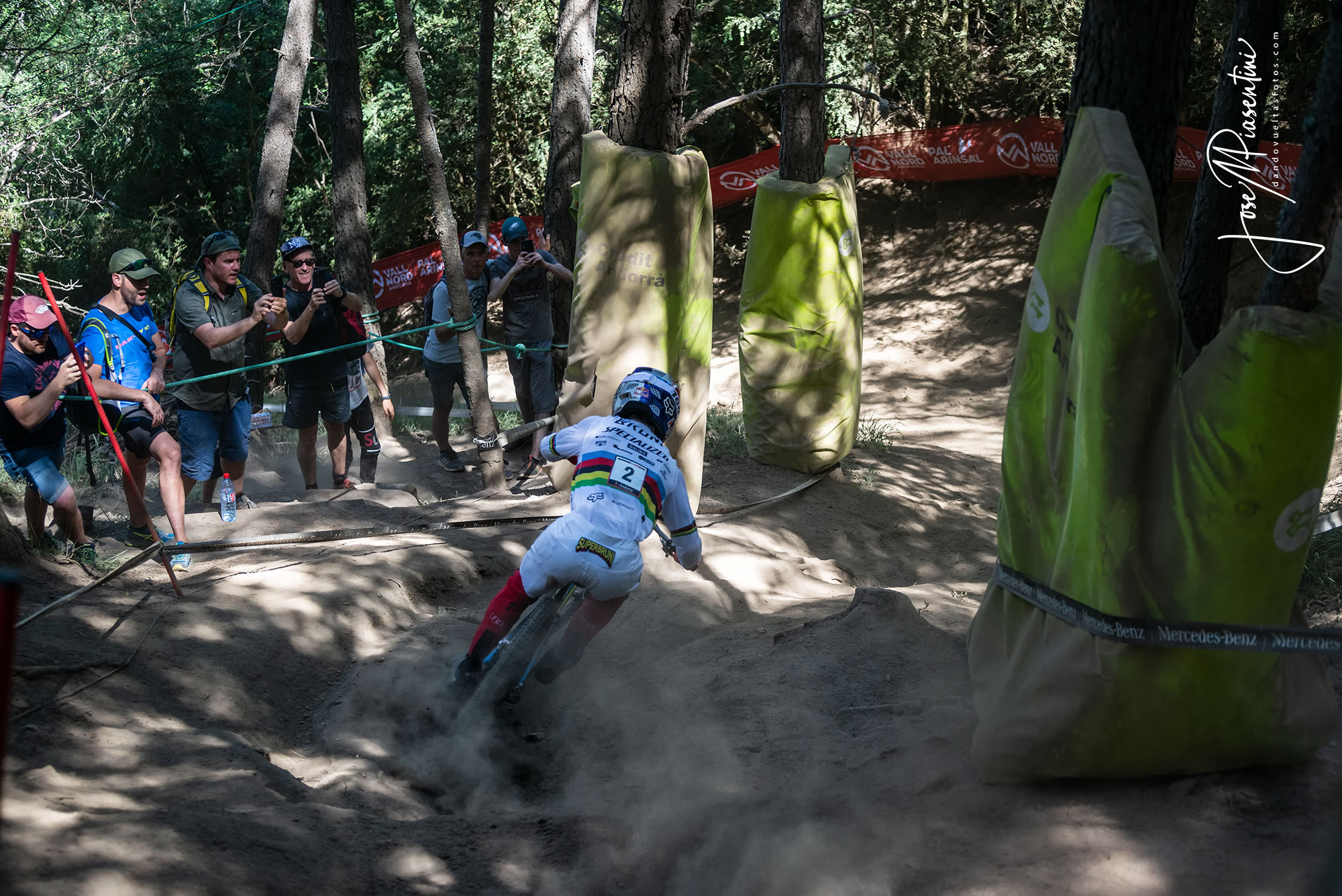 MTB World Cup en Vallnord