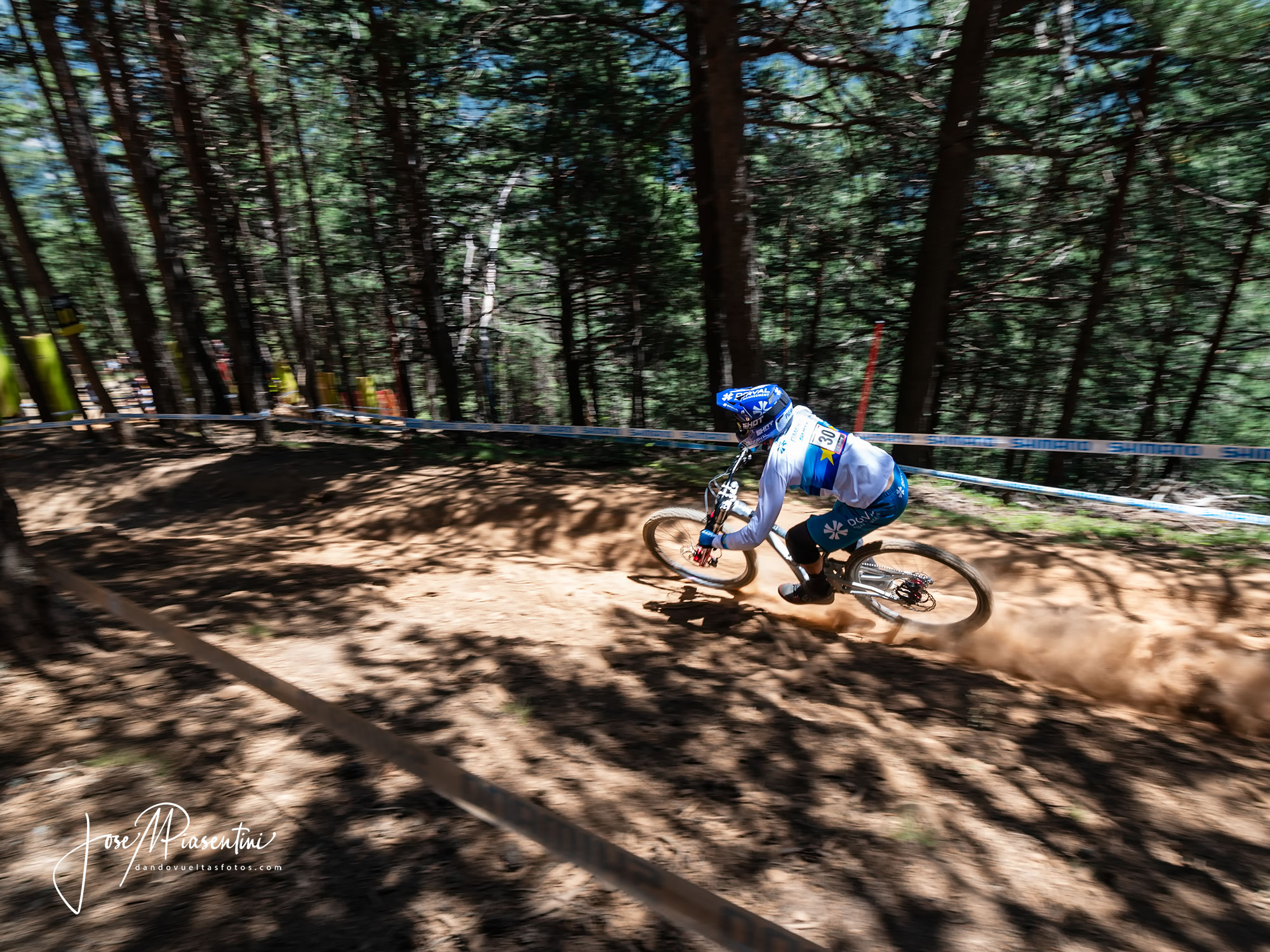 Loris Vergie world cup Vallnord