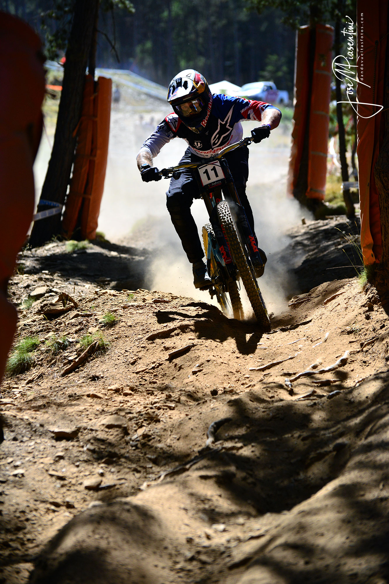 UCI World Cup en Vallnord andorra