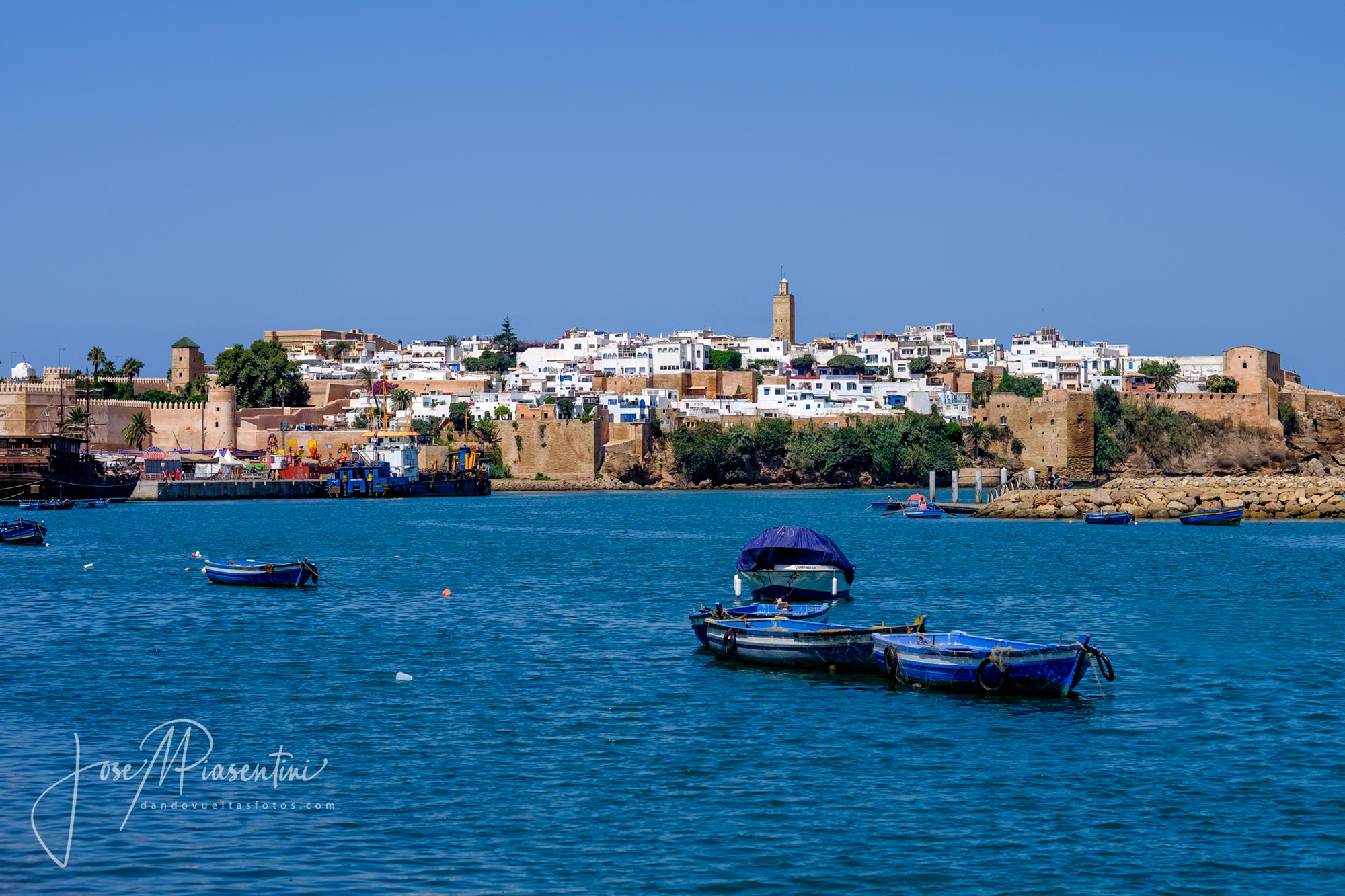 Rabat Kasbah de los Udayas