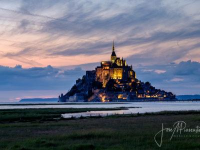 Monte Saint-Michel France