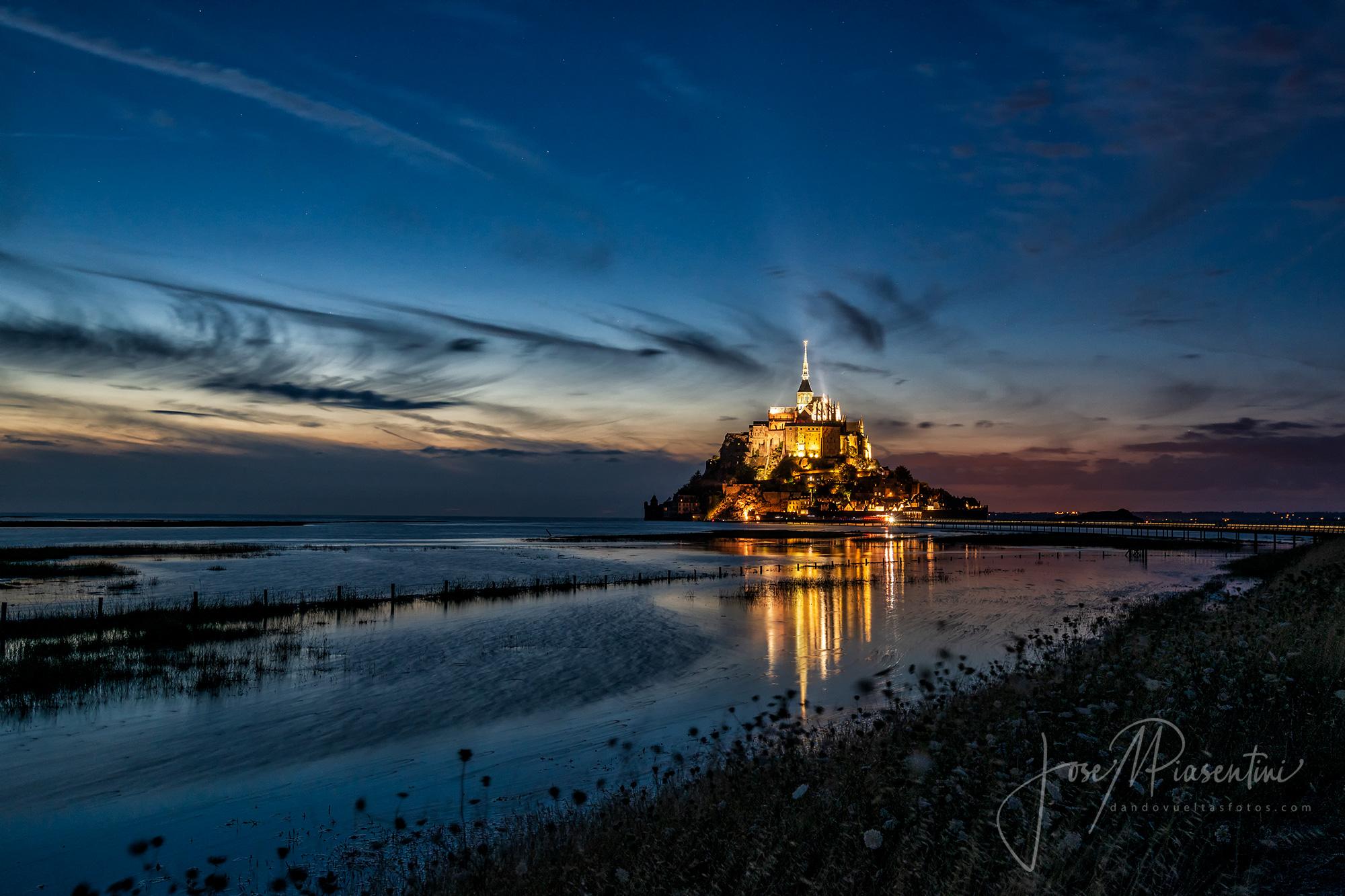 visitar Mont Saint Michel