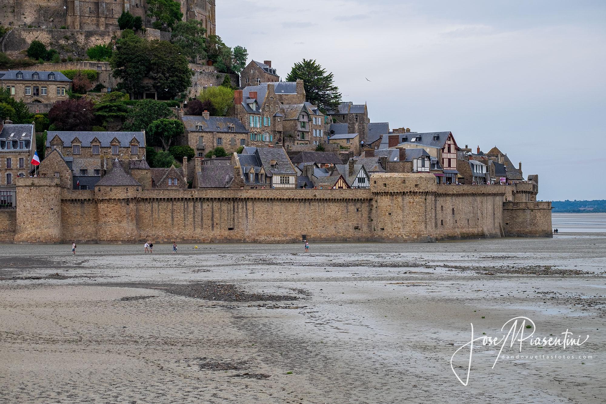 Mont-Saint-Michel-France-Normandie