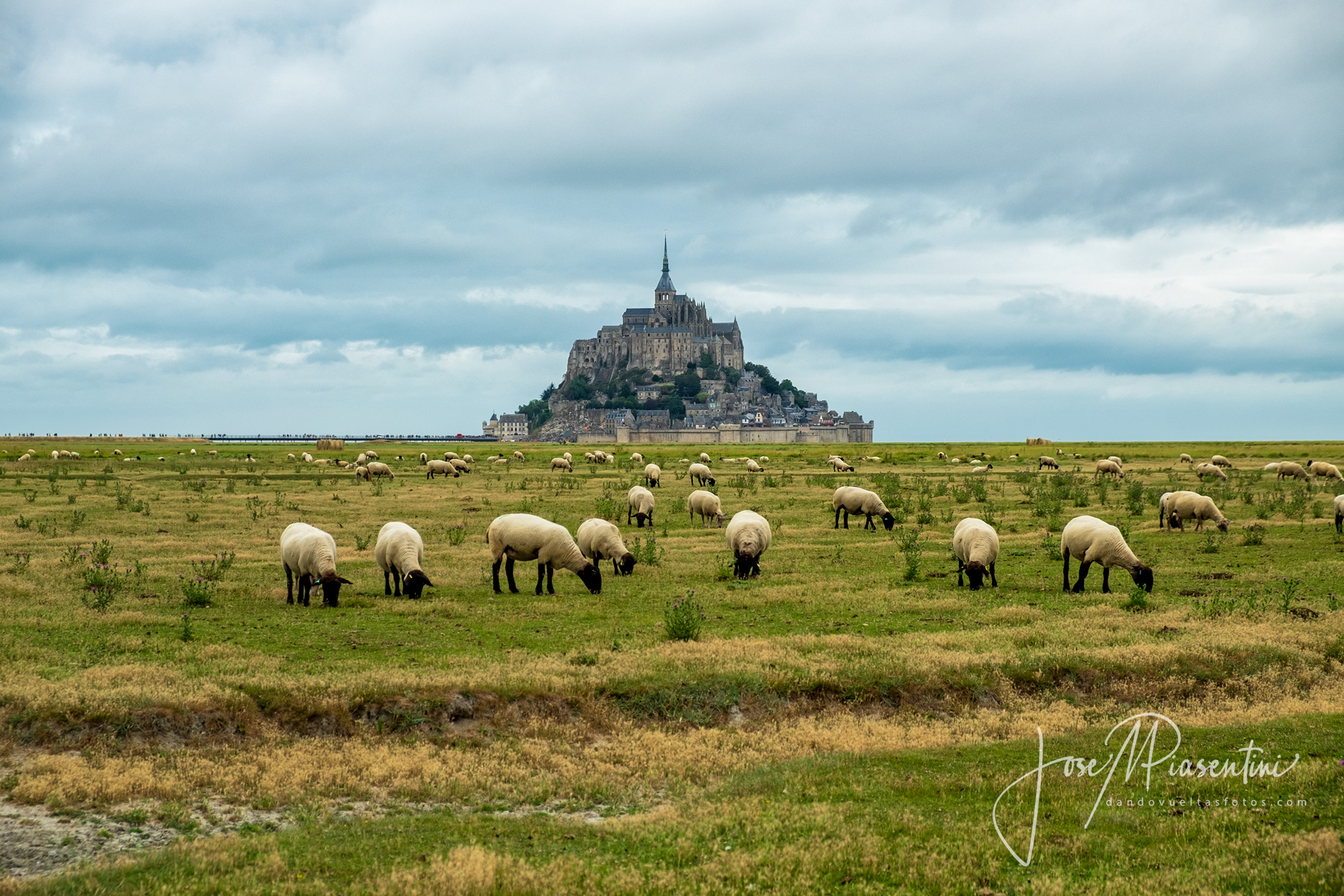como visitar Mont Saint Michel