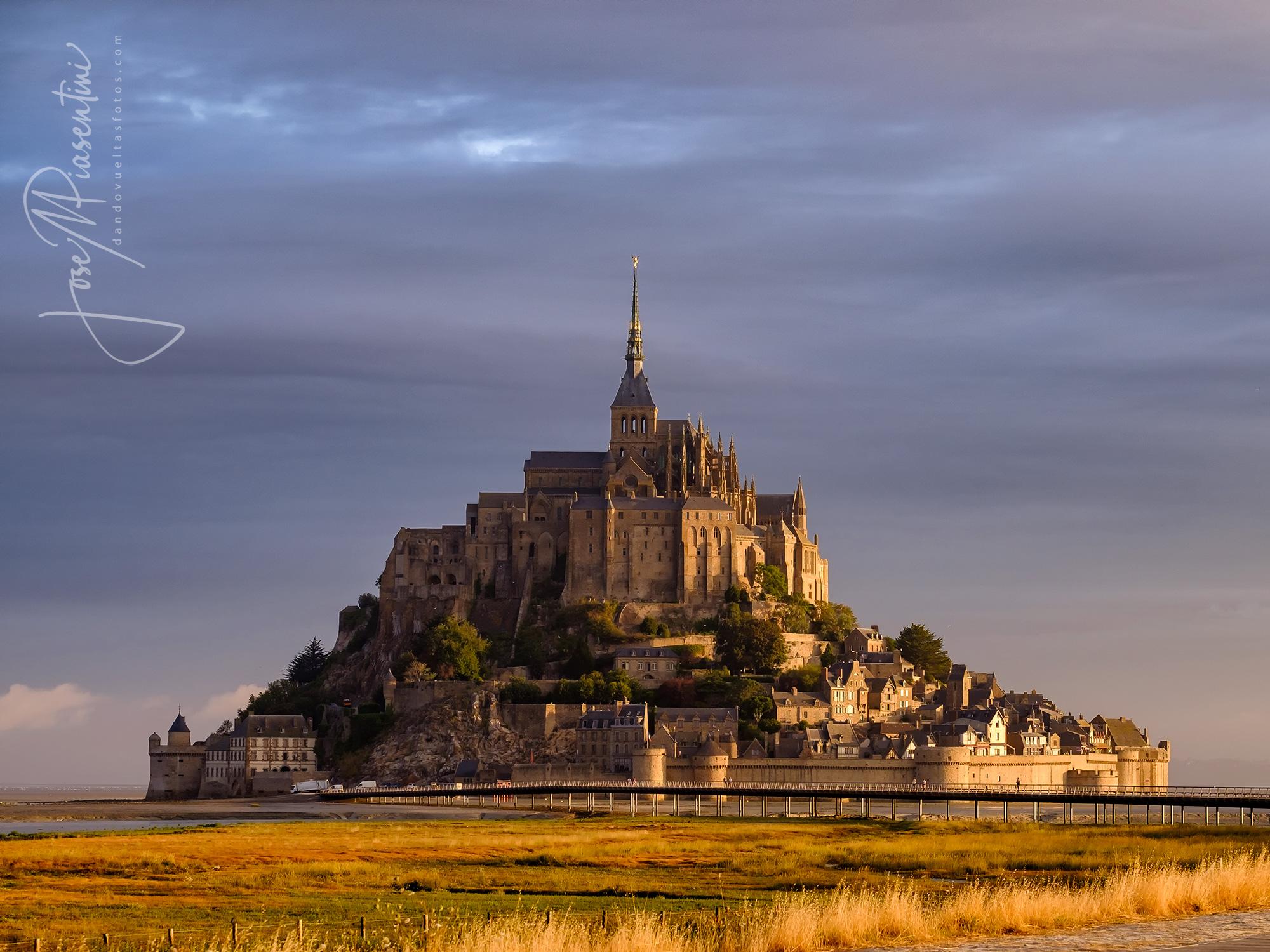 Normandia visitar Mont Saint Michel