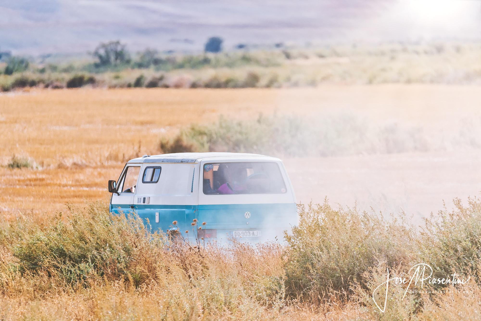 VW T3 Bardenas Reales Navarra