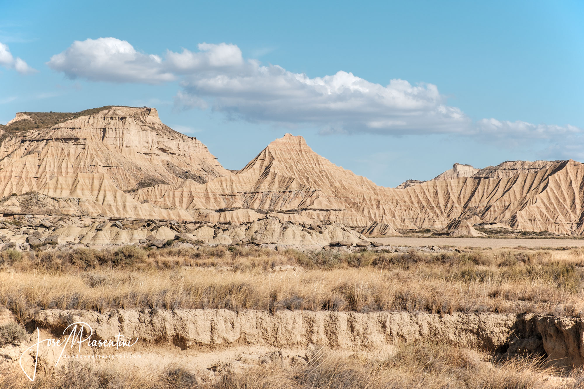 Picture Bardenas Reales Spain