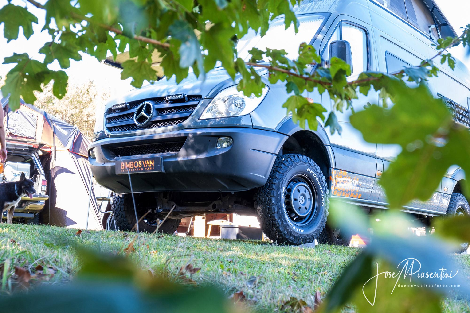 Sprinter 4x4 Bimbos Van