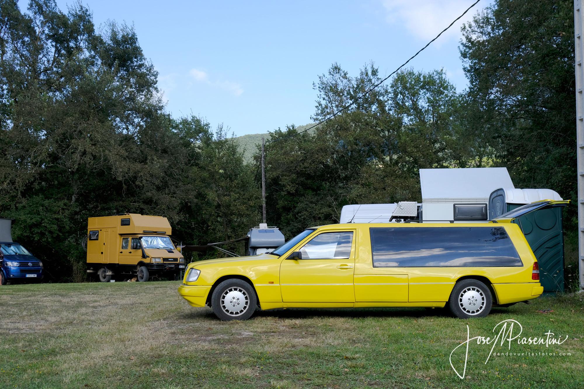coche funebre camper