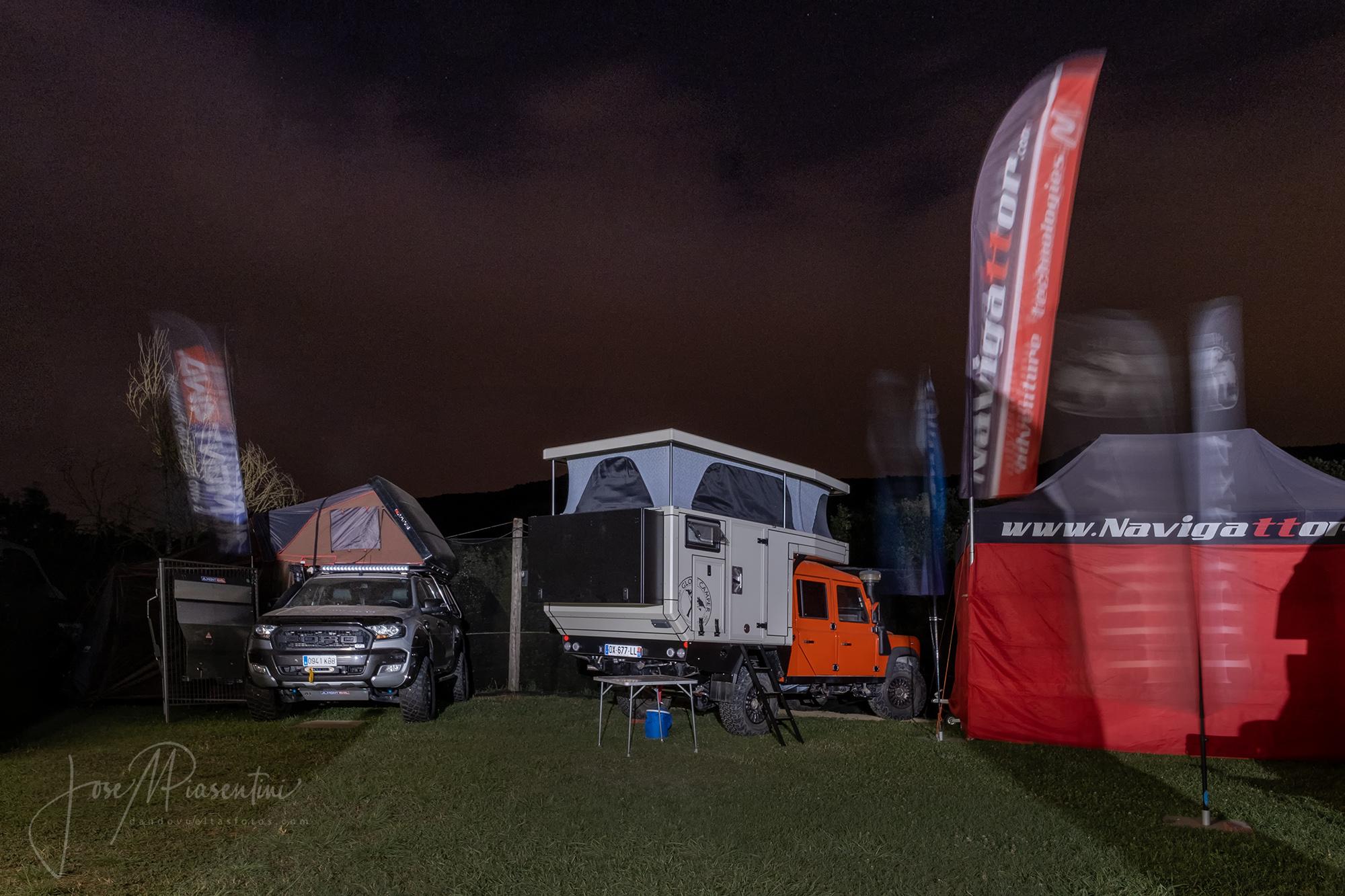 Globe Camper y Navigattor
