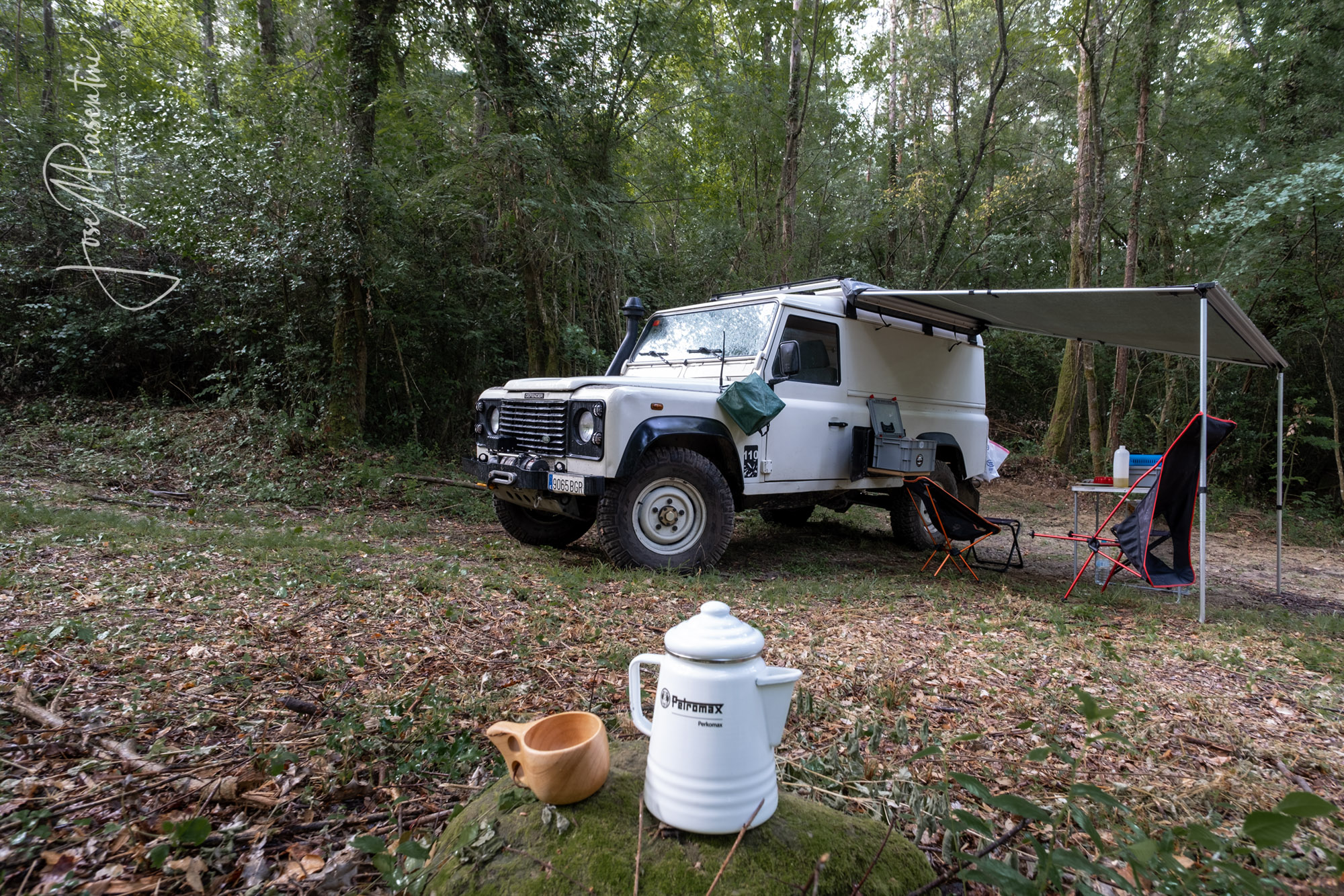 Land Rover overland zone