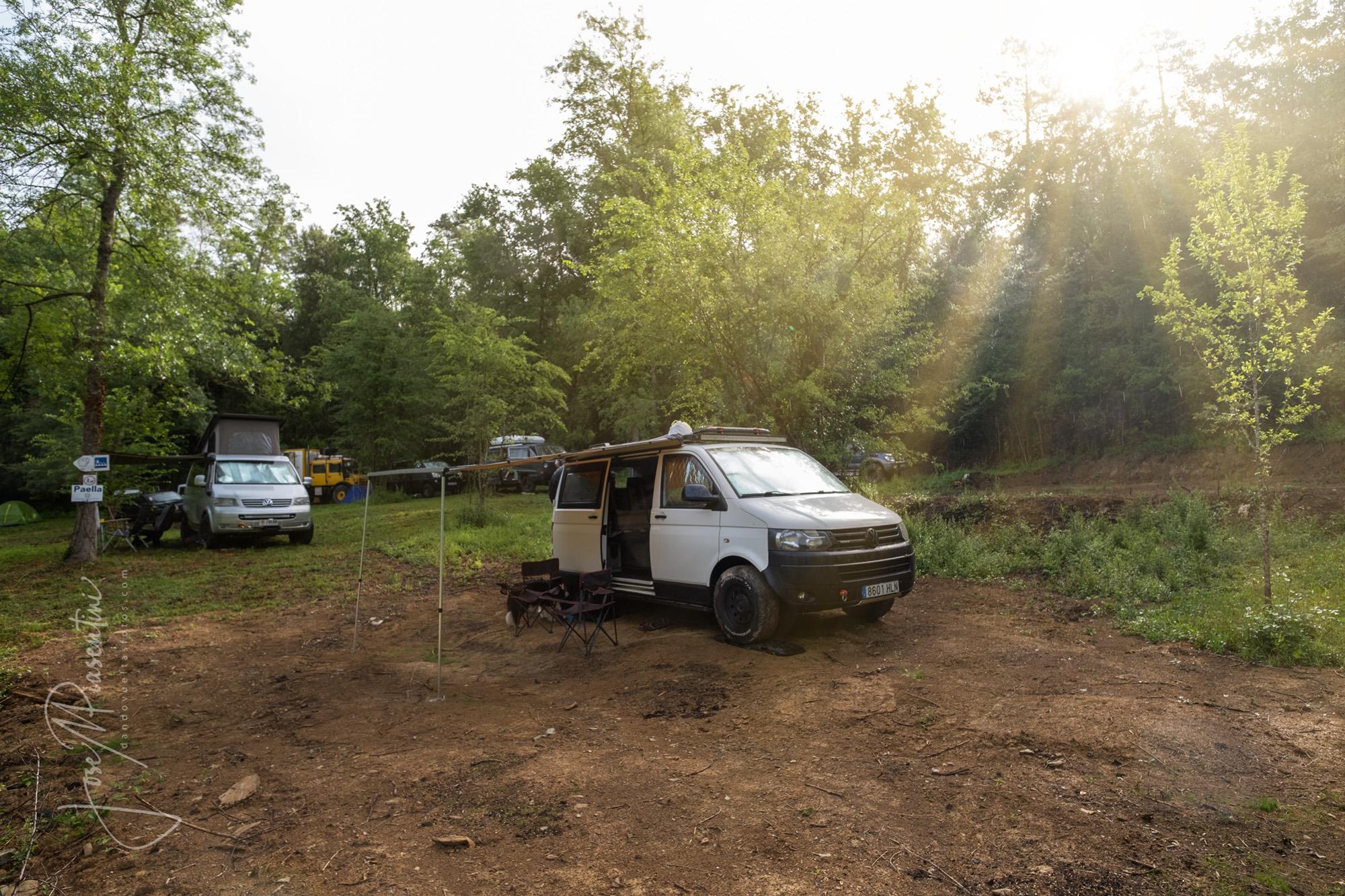 VW T6 CAMPER