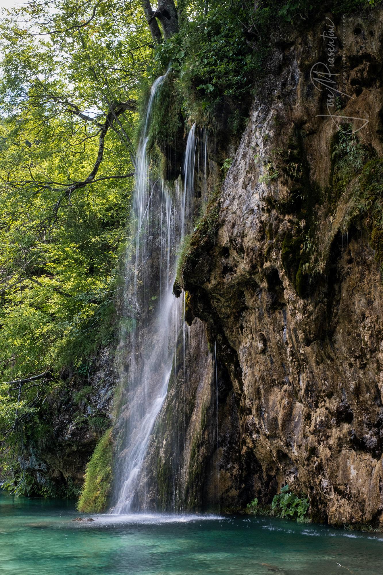 Parque Croacia Pilvitce en furgo