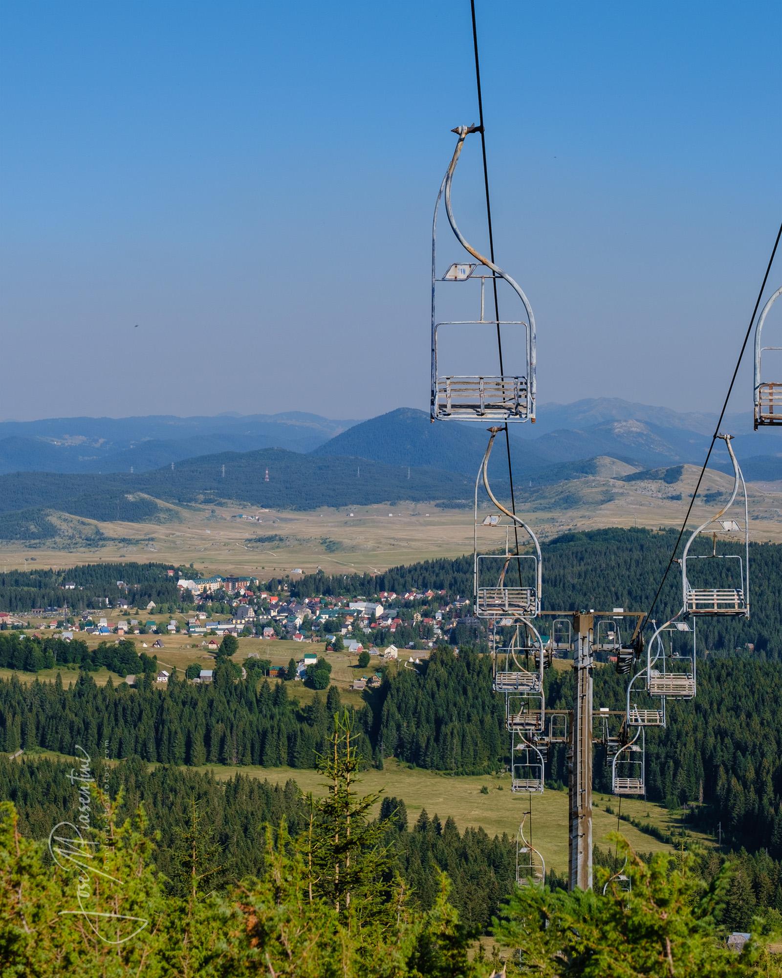 durmitor ski station montenegro