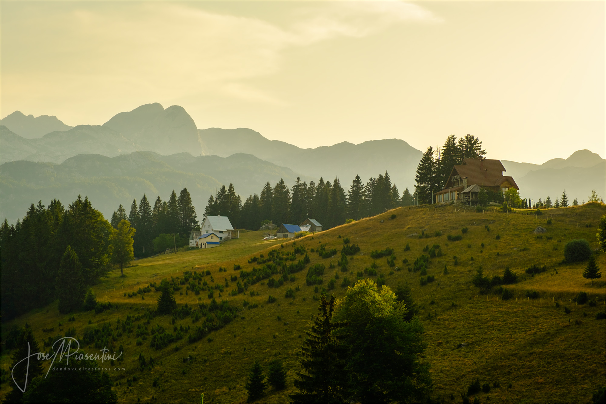 Parque Nacional de Durmitor Montenegro