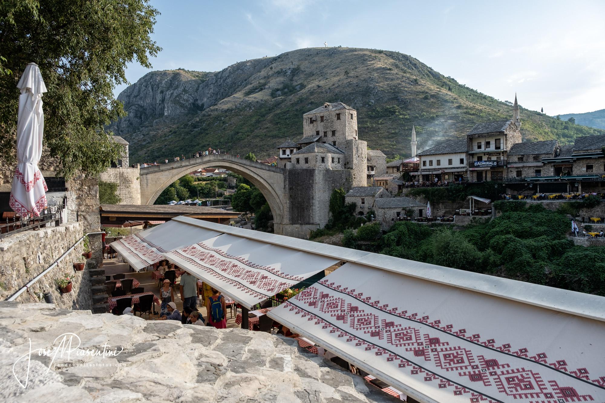 city of mostar bosnia