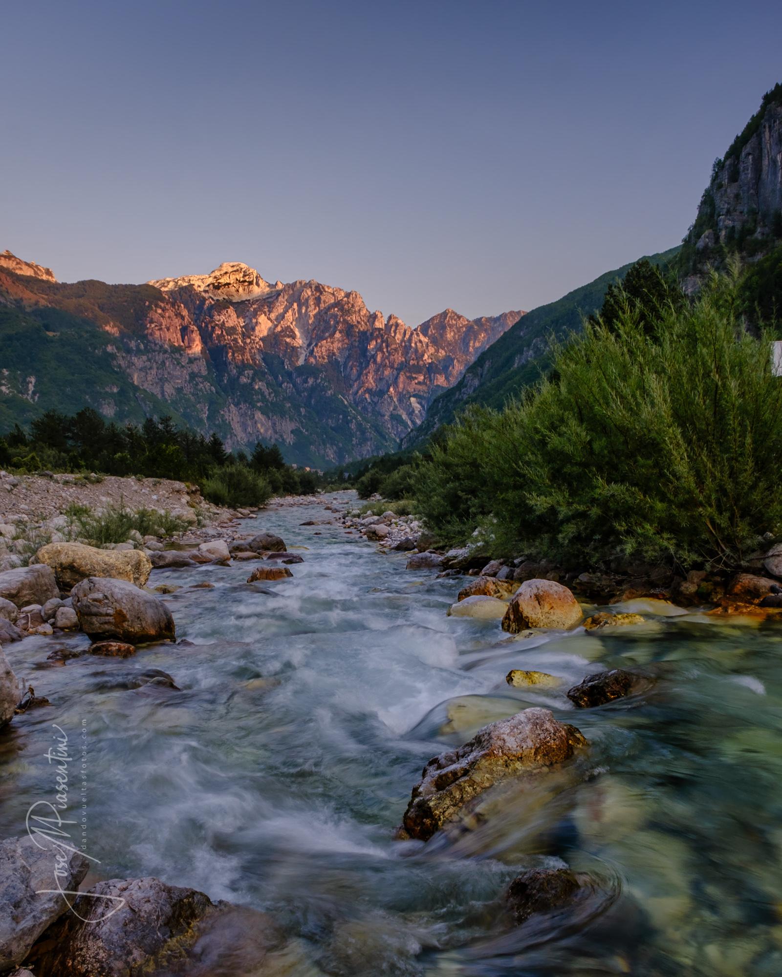 theth albania alps